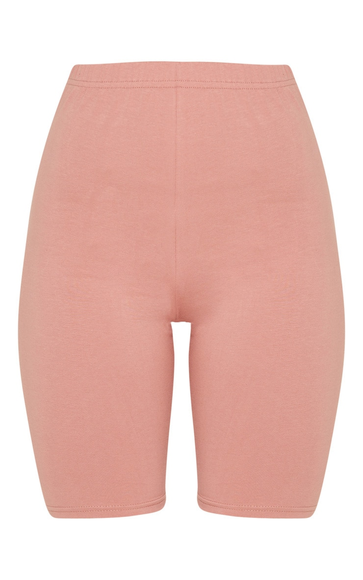 Dusty Rose Bike Shorts 3