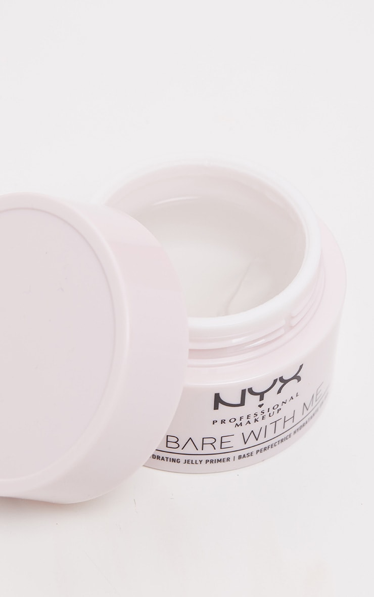 NYX PMU Bare With Me Hydrating Jelly Primer 40g 2