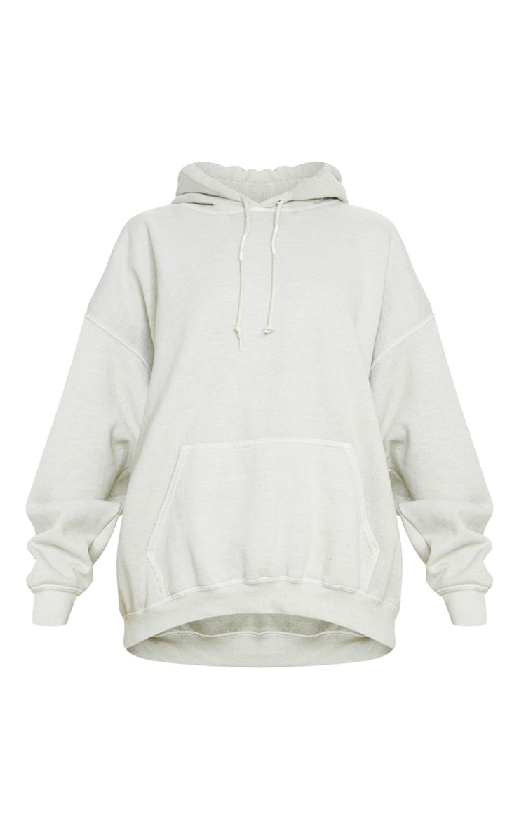 Sage Green Ultimate Oversized Hoodie 5