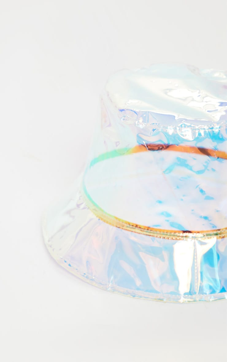 Iridescent Bucket Hat 2