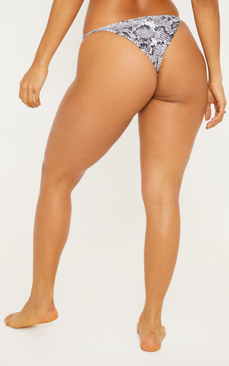 Snake Mix & Match Itsy Bitsy Bikini Bottom 4