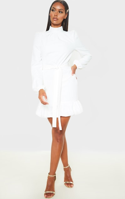 9280c07bd57 Smock Dresses | Smock Dresses For Women | PrettyLittleThing