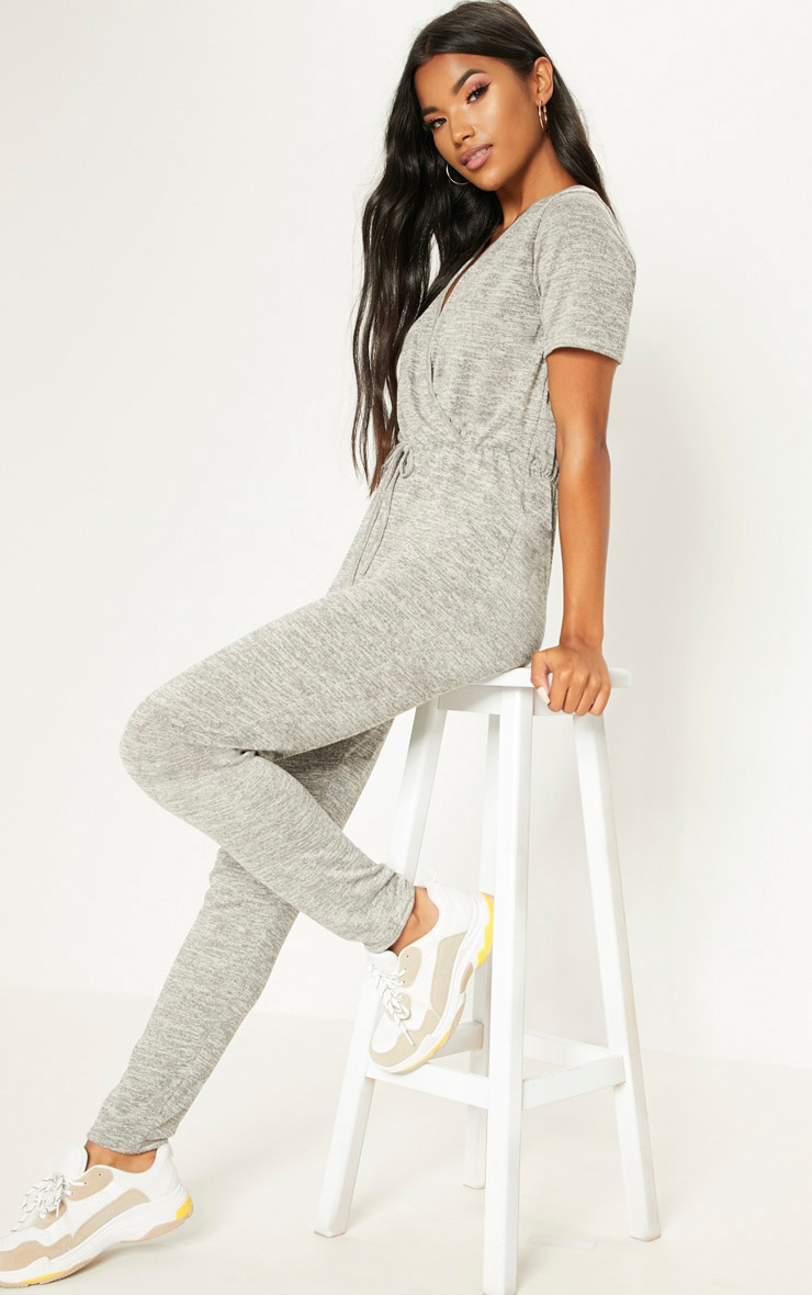 Stone Knitted Jumpsuit  4