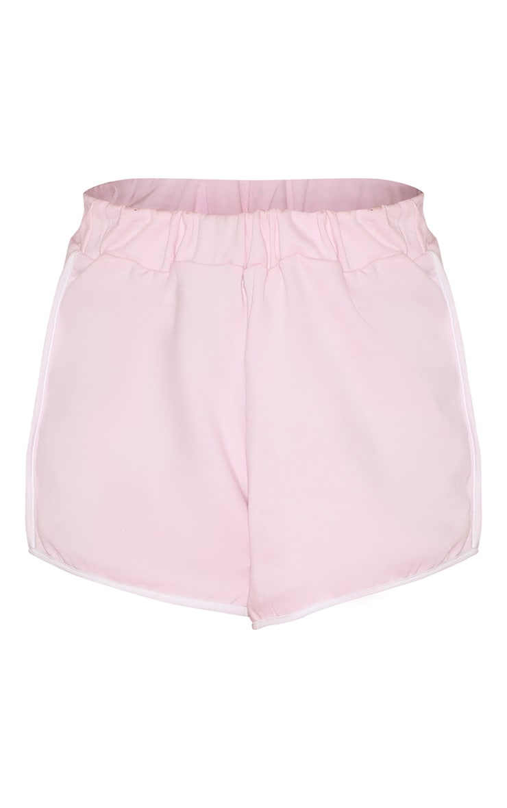 Girl Gang Shorts Baby Pink 4