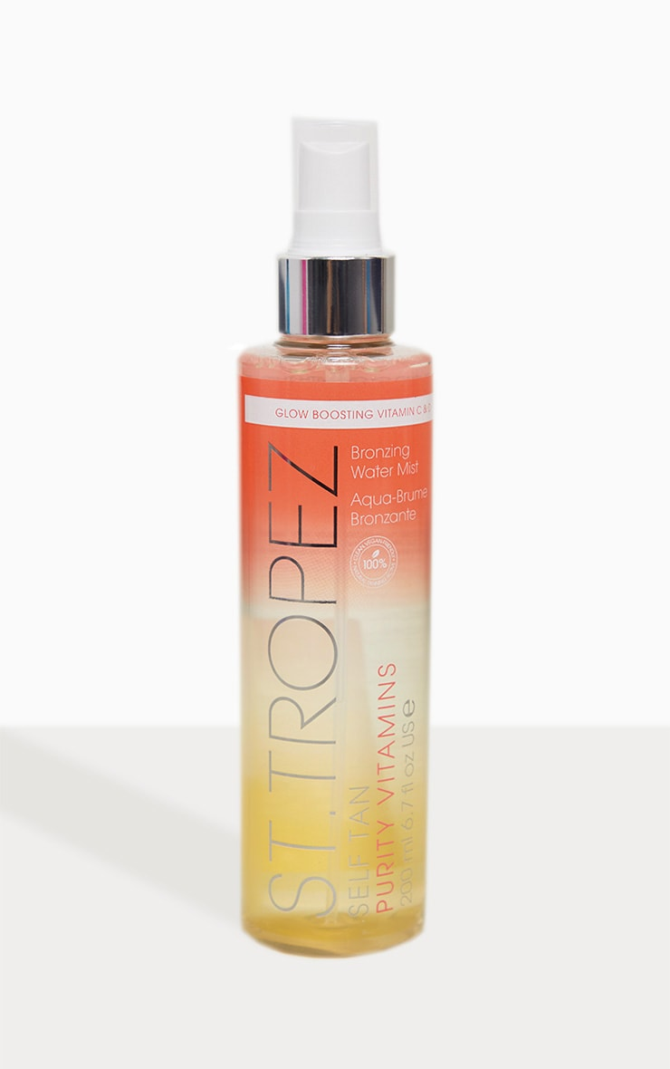 St Tropez Self Tan Purity Vitamins Mist 200ml 2