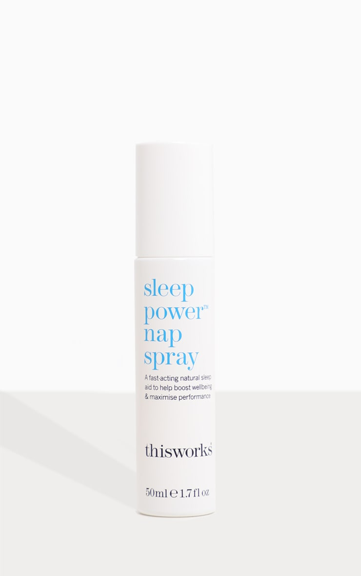 This Works Sleep Power Nap Spray 50ml 4