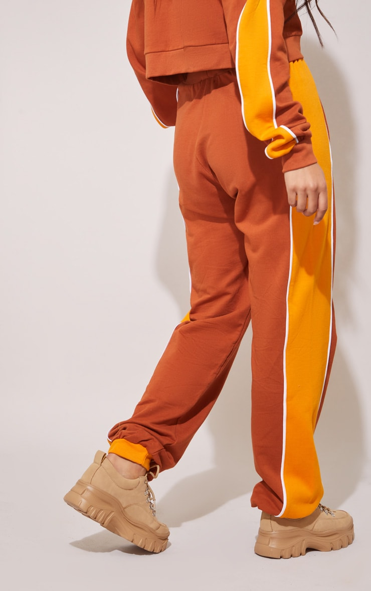 Toffee Track Pants 5