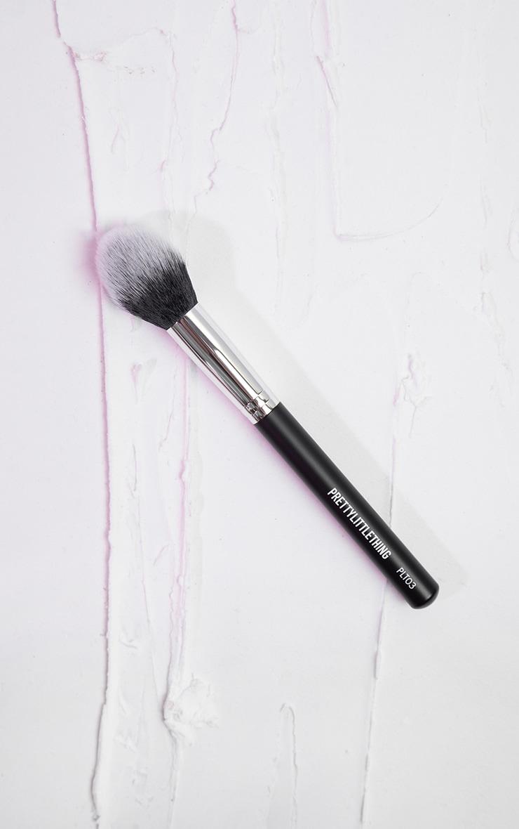 PRETTYLITTLETHING Highlighter Brush PLT03 1