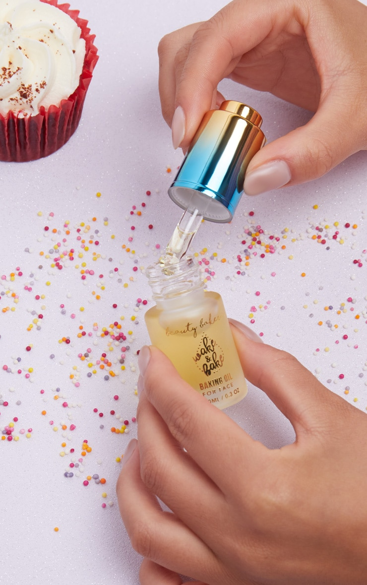 Beauty Bakerie Essentials Wake and Bake Baking Oil 1