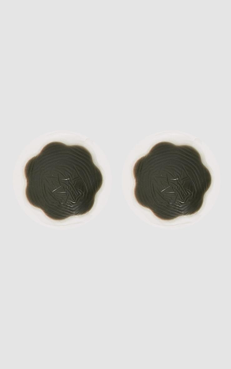 Dark Silicone Nipple Covers 2