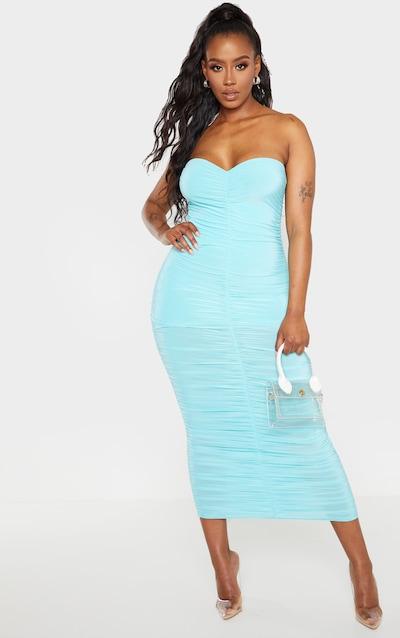 adc141858277 Bandeau Dresses   Strapless Dress   Bandeau Dress   PrettyLittleThing