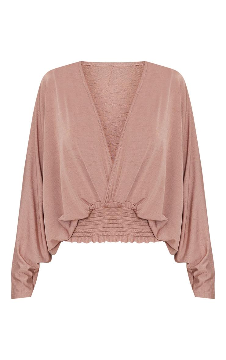 Blush Batwing Kimono Top 3
