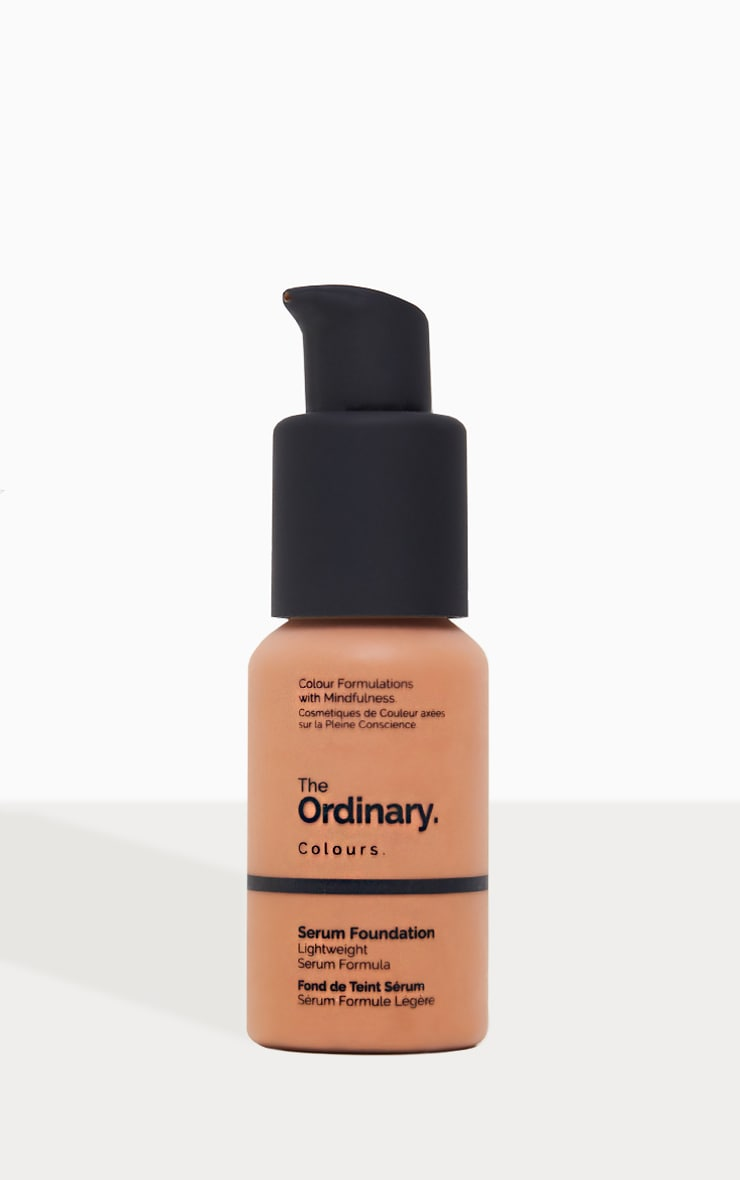 The Ordinary Serum Foundation 3.1R Dark 1