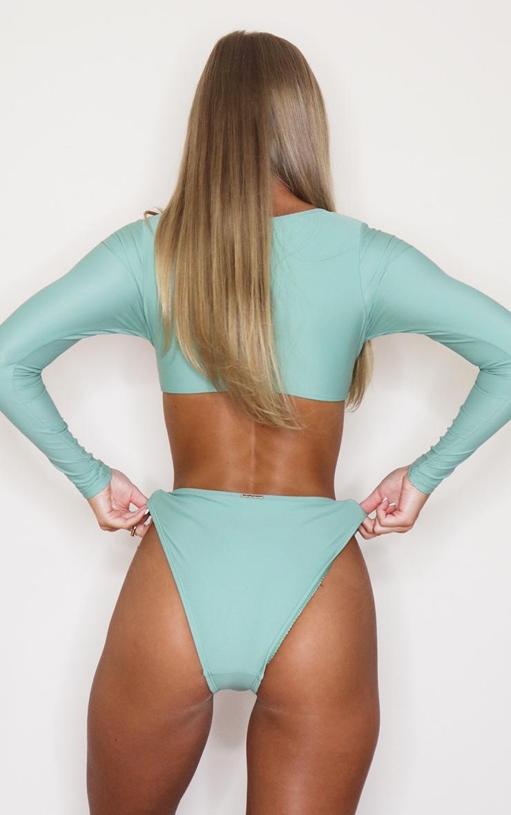 Jade Mix & Match Mini Front Bikini Bottoms 3