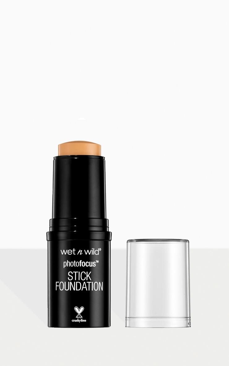 wet n wild Photo Focus Stick Foundation Cream Beige 1