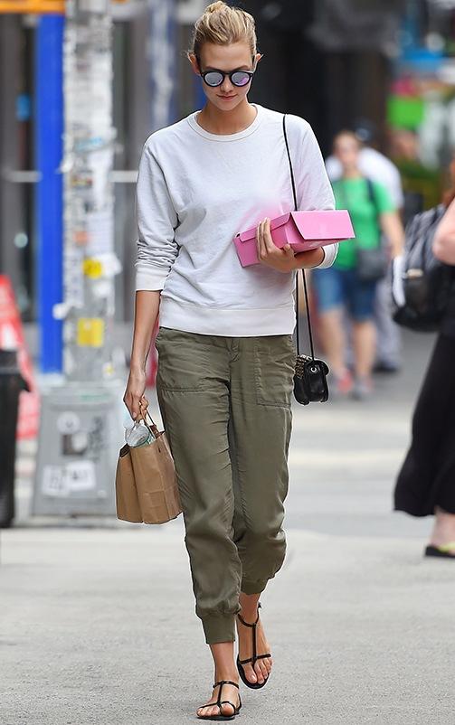 Hilda Khaki Trousers 2