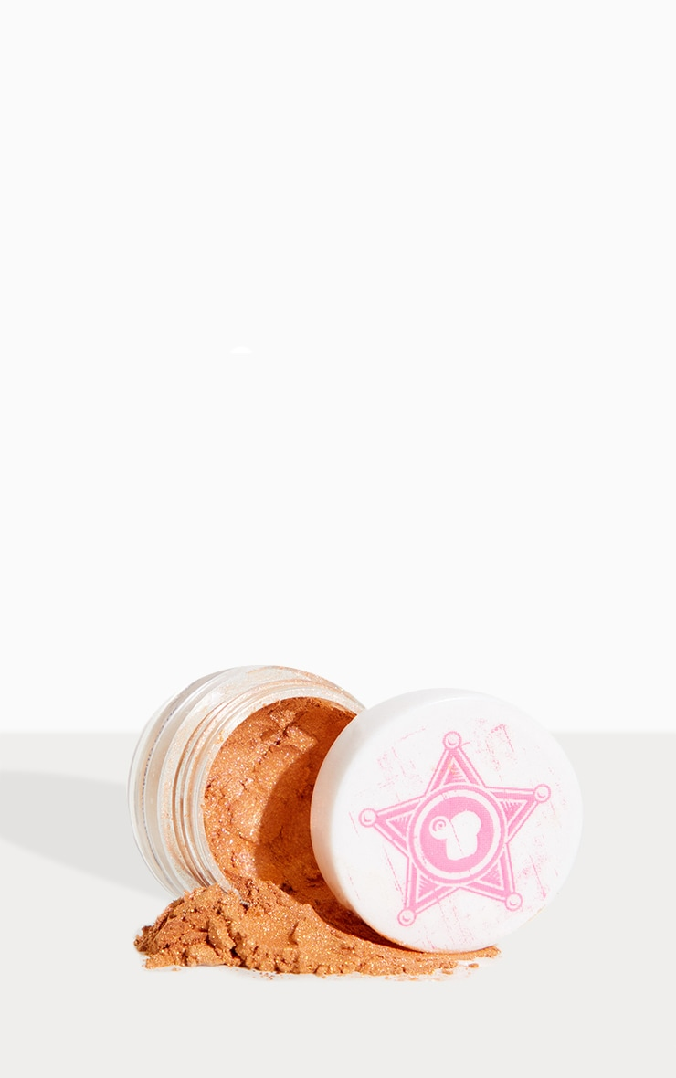 Peaches & Cream Gold Fever Loose Eyeshadow Pigment 1