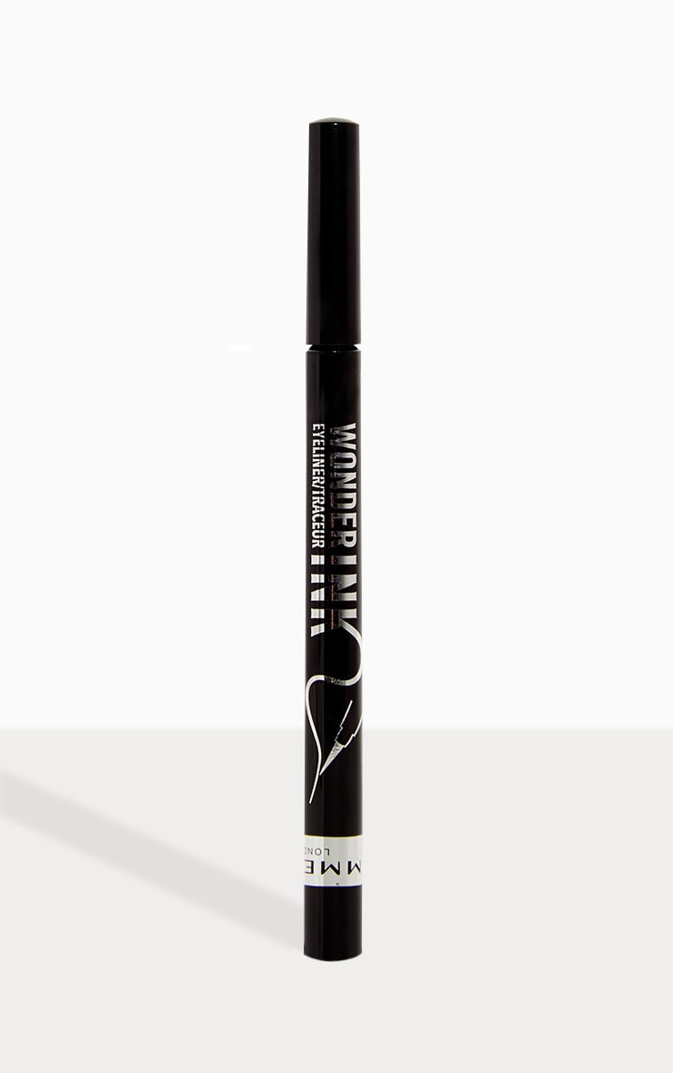 Rimmel Wonder'Ink Precision Liquid Eyeliner Black 3