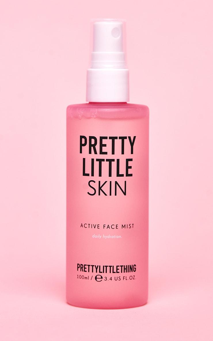 Pretty Little Skin Active Face Mist 100ml 2