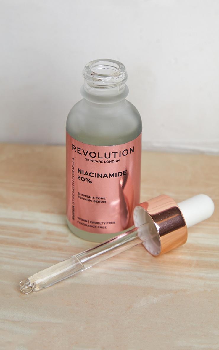 Revolution Skincare 20% Niacinamide Blemish and Pore Refining Serum 3