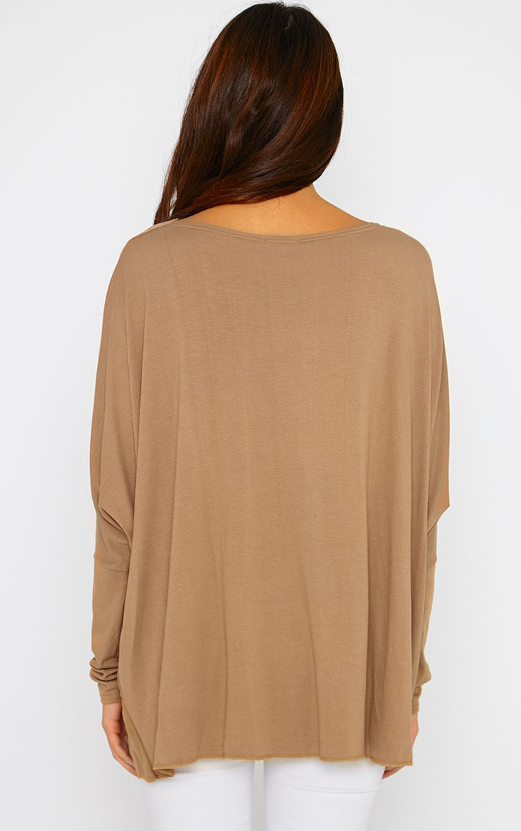 Miller Camel Twist front Top 2