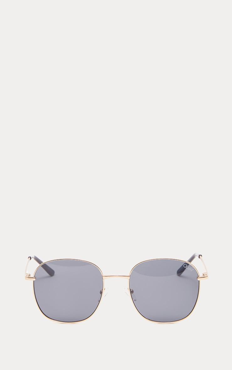 QUAY AUSTRALIA Black Jezabell Sunglasses 2