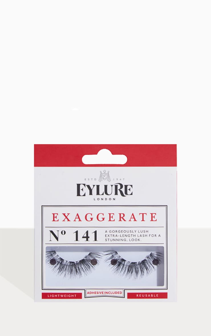 Eylure 141 Exaggerate Eyelashes 1