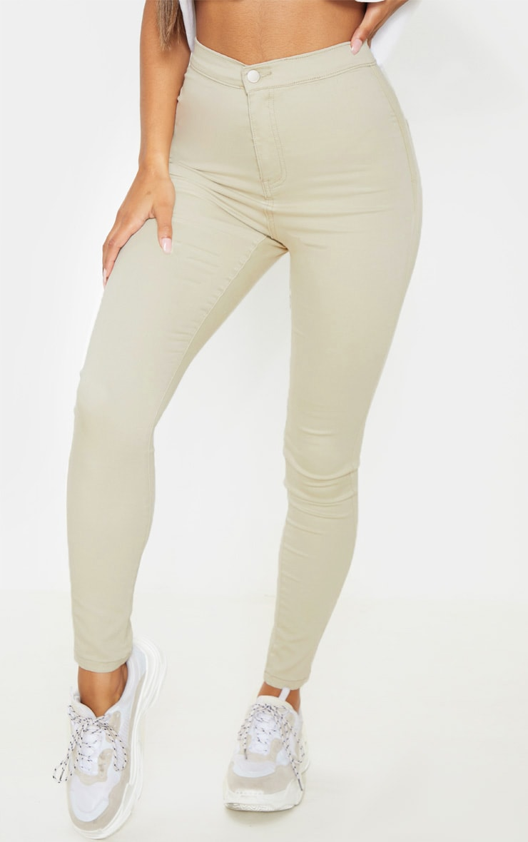 Stone Denim Jegging 2