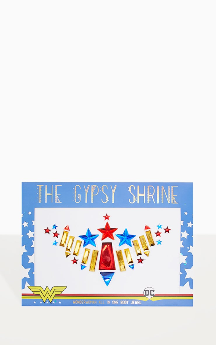The Gypsy Shrine Wonder Woman All In One Jewel 2