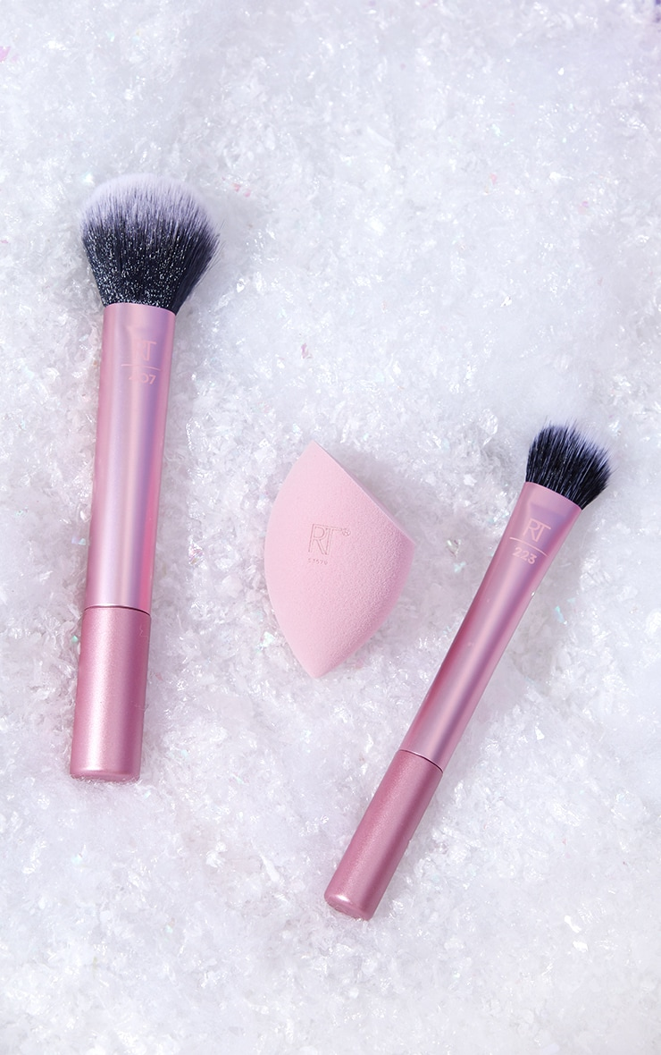 Real Techniques Perfect Base Brush Set 2
