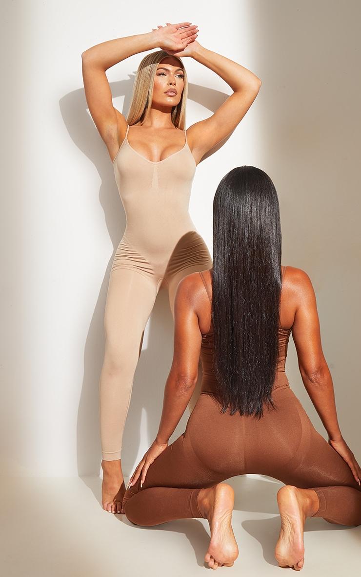 Nude Shapewear Control Longline Body 3