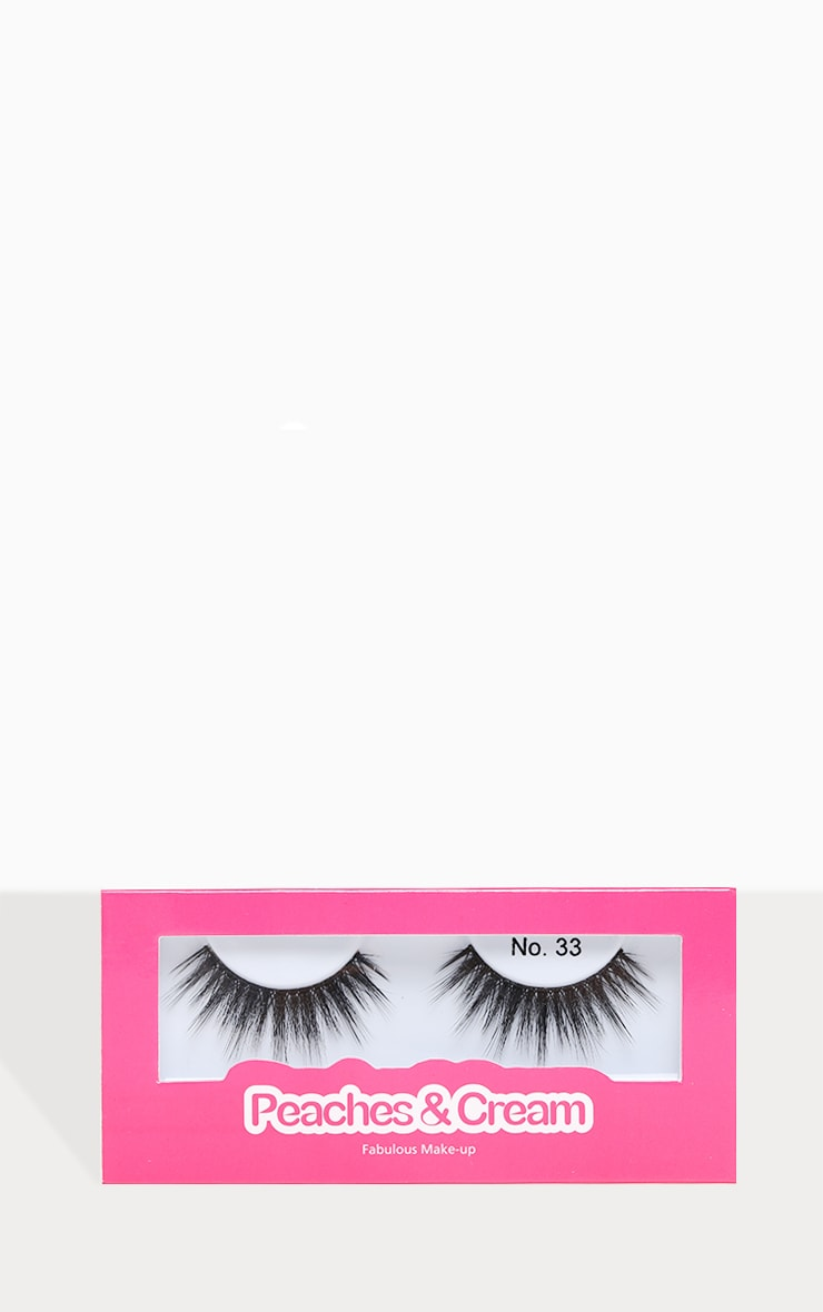 Peaches & Cream NO 33 False Eyelashes 2