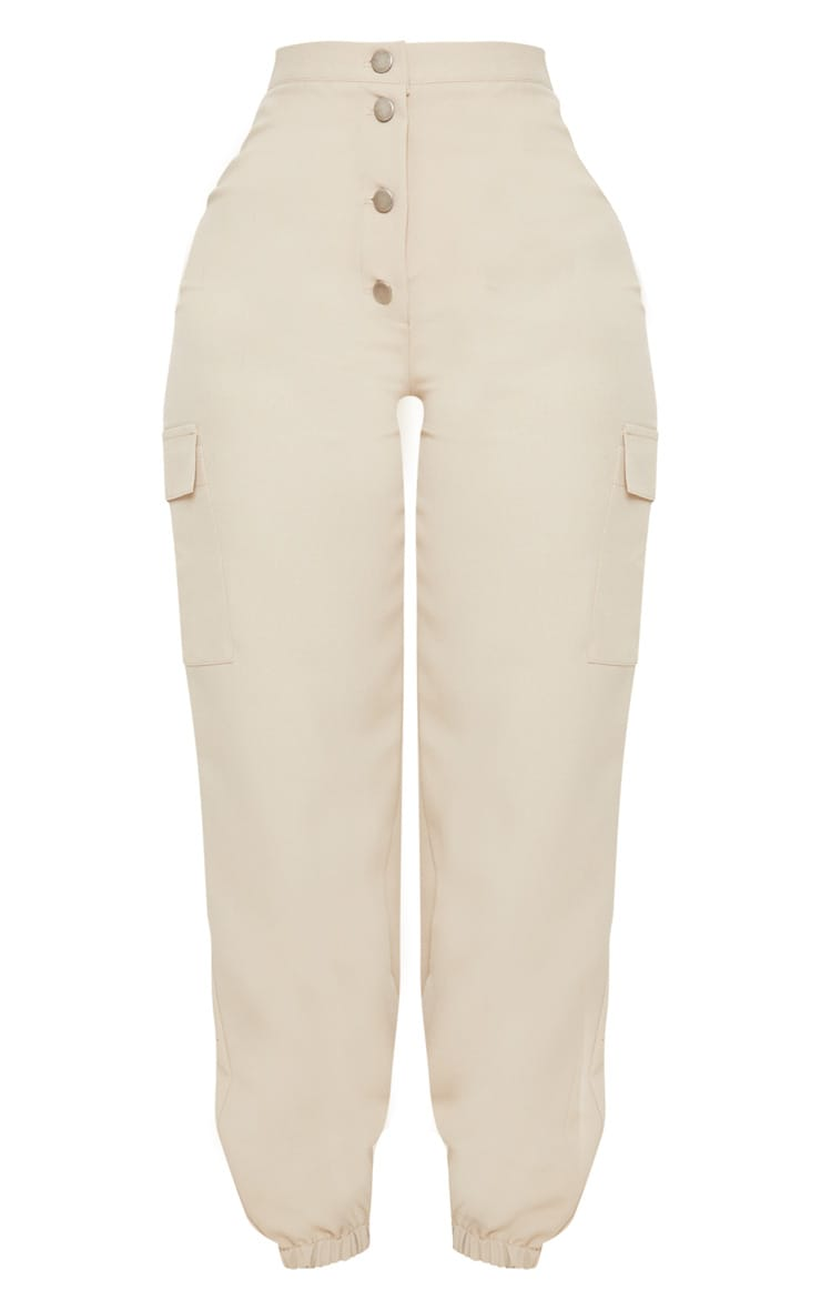 Shape Stone Pocket Detail Cargo Trouser 3
