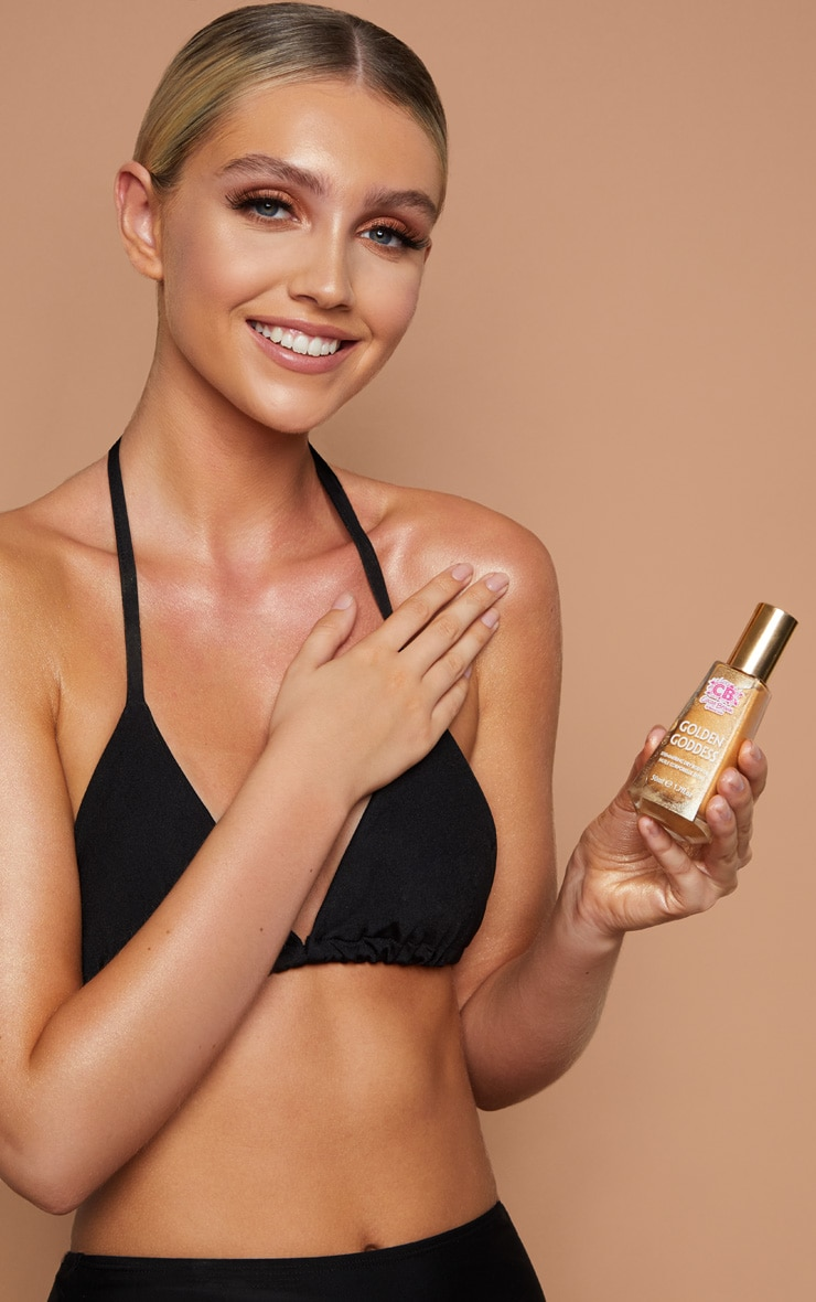 Cocoa Brown Golden Goddess Tanning Oil 3