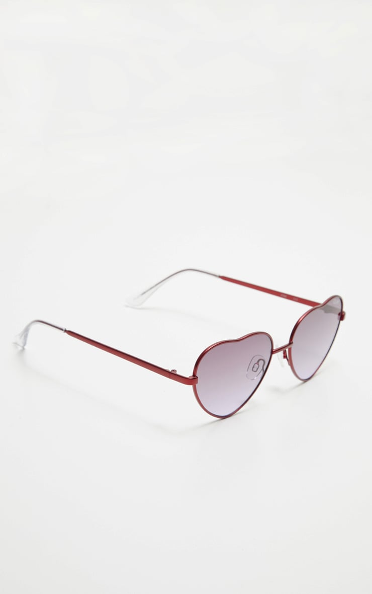 QUAY AUSTRALIA Purple X Elle Ferguson Collaboration Kim Sunglasses 3