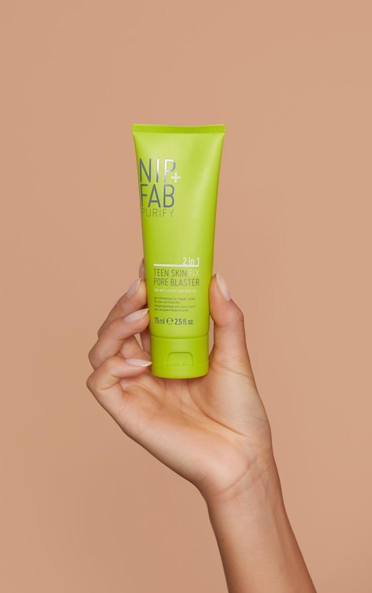 Nip + Fab Teen Skin Fix Mask & Scrub 4