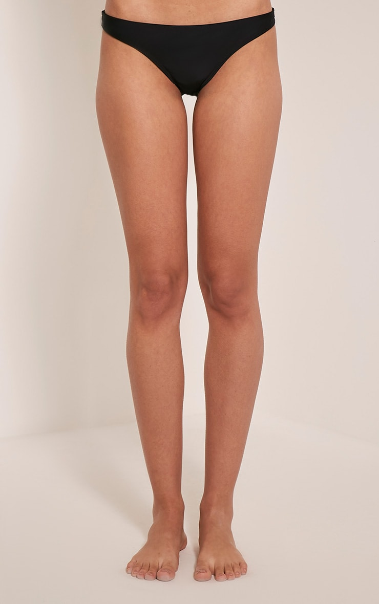 Praya Black Mix and Match Bikini Bottoms 2