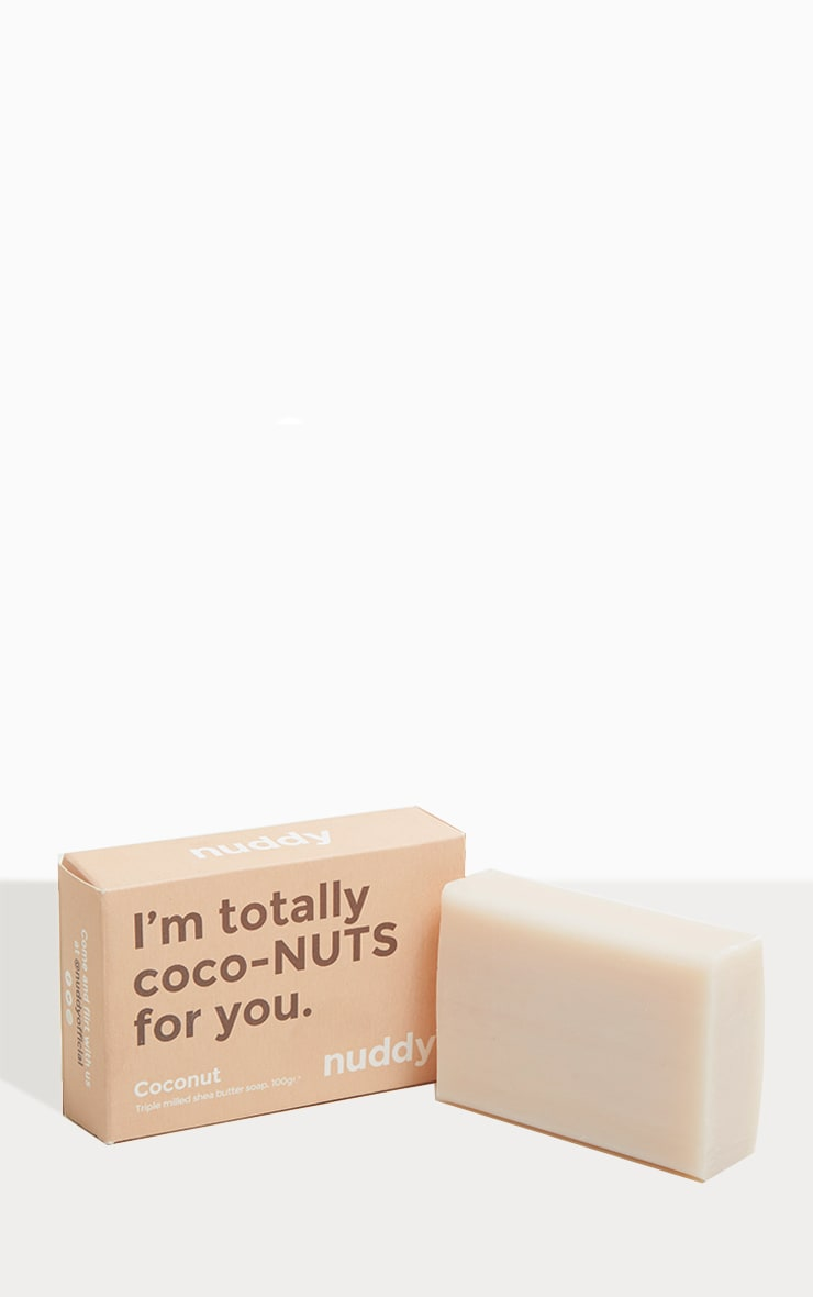 Nuddy Coconut Soap