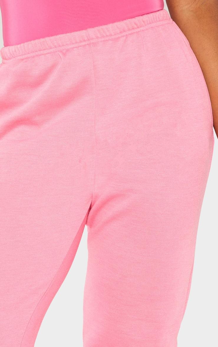 Hot Pink Casual Jogger 5