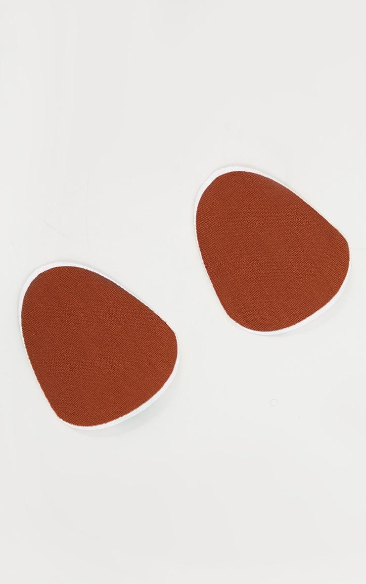 Brown Perky Pear® Mini Lifts 1