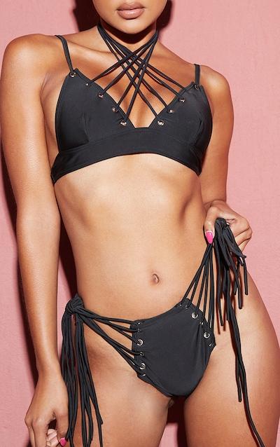 21f4d34a2db92 Bikini Bottoms | Thong & High Waisted Bikini Bottoms | PrettyLittleThing USA