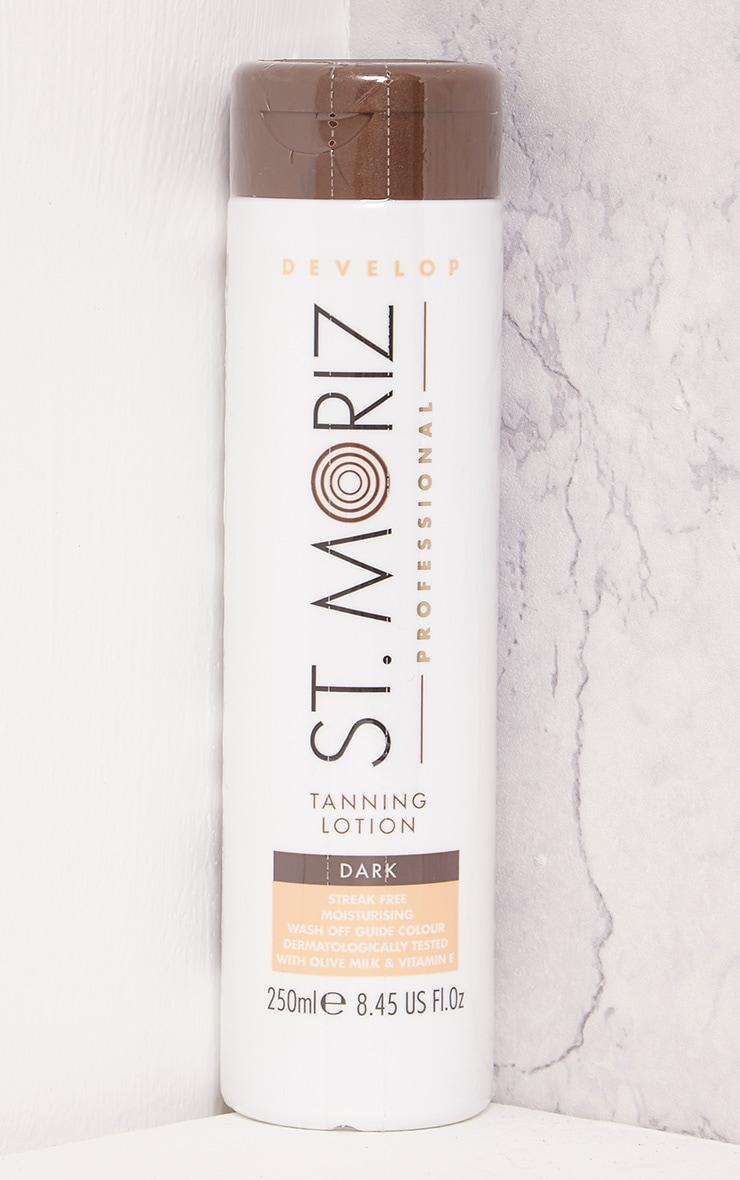 St Moriz Tanning Lotion Dark 1