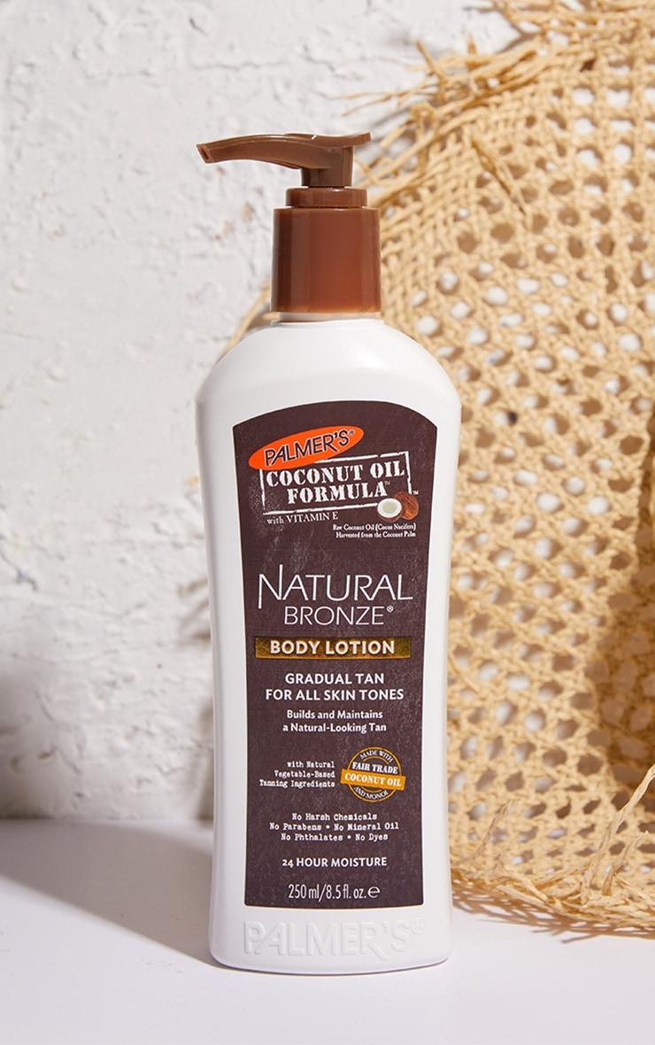 Palmer's Coconut Oil Formula Natural Bronze 250ml 1