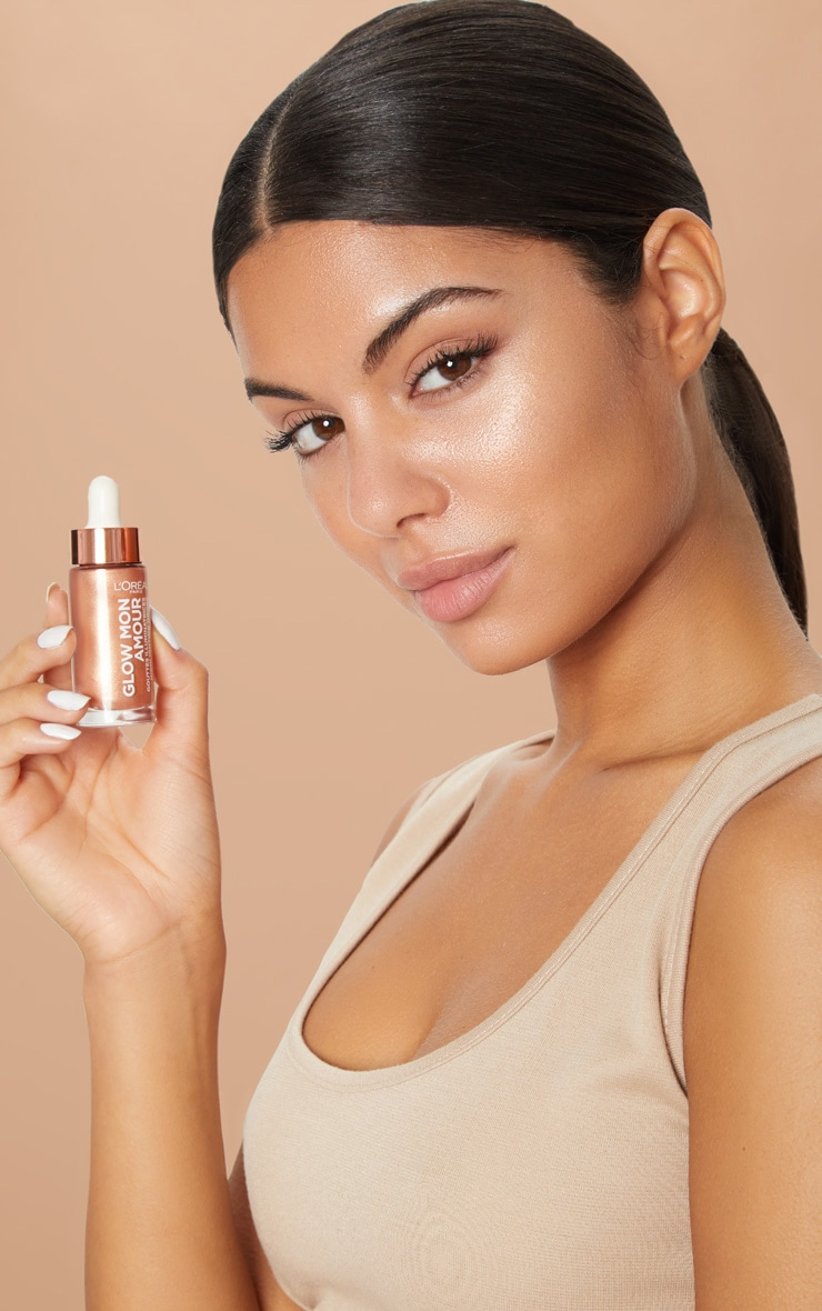 L'Oréal Paris Glow Mon Amour Highlighting Drops Bellini 3