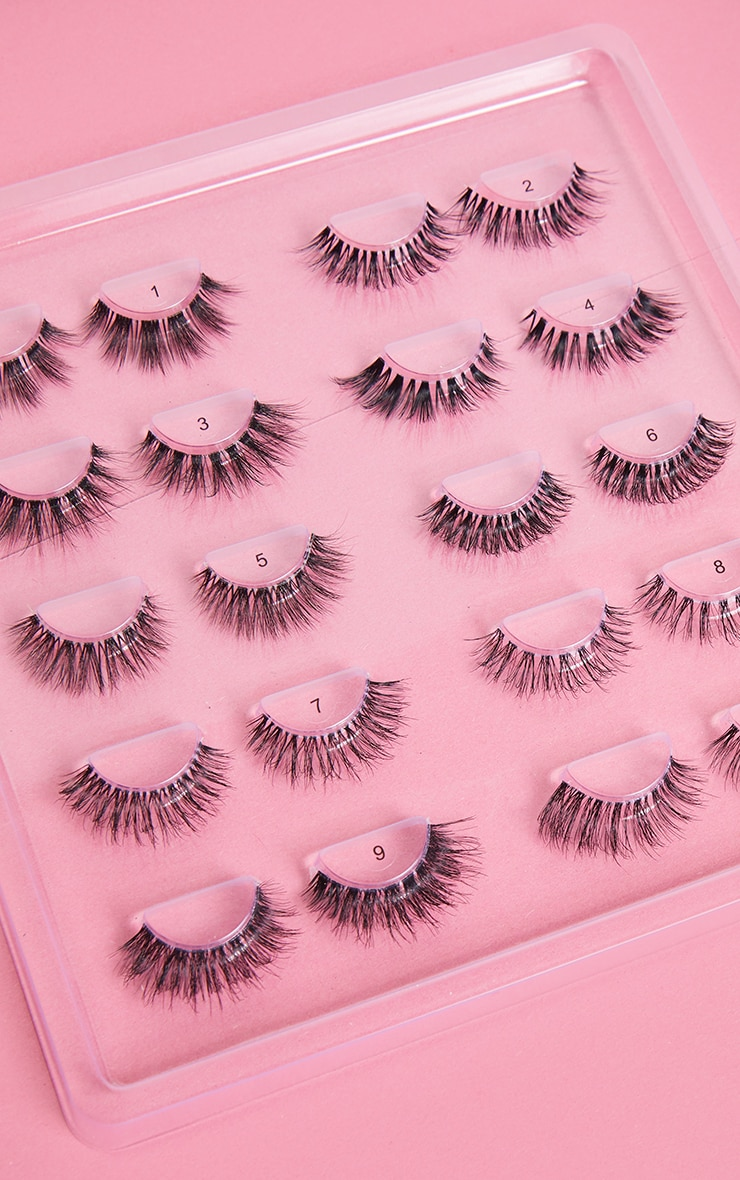 Land of Lashes Naked Lash Collection 10 Pairs 2