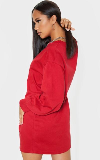Scarlet Oversized Sweater Dress