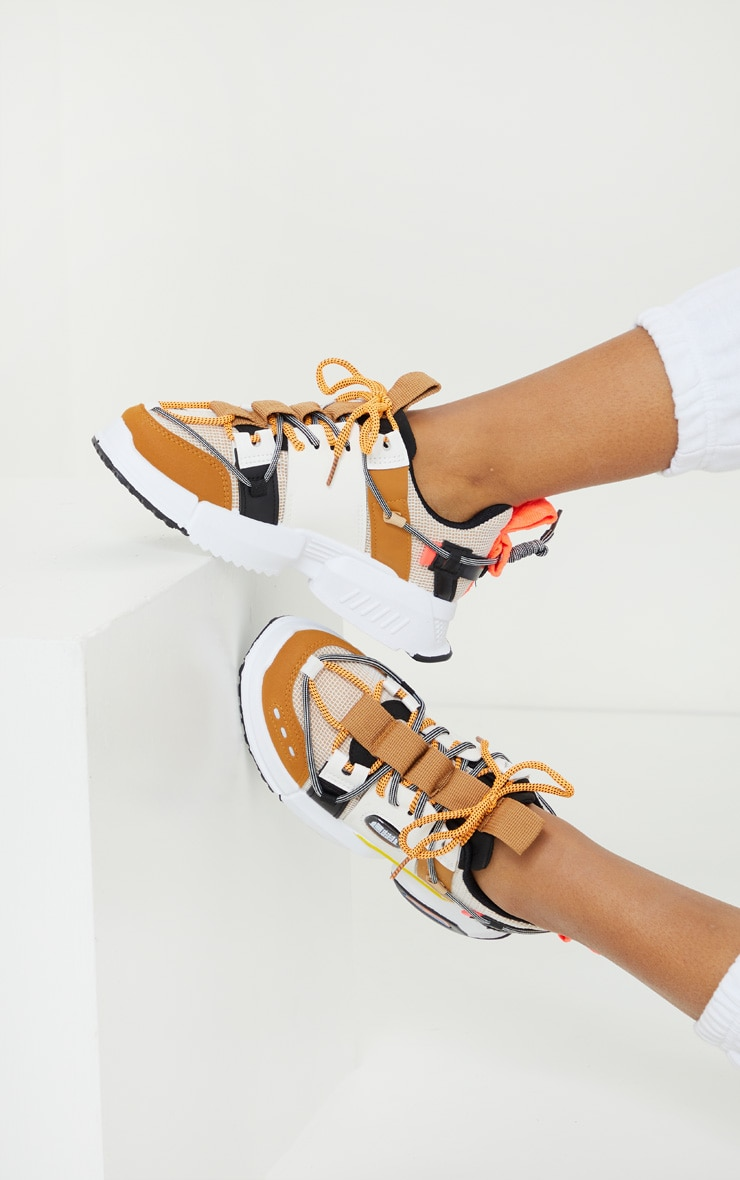 Multi Contrast Hiker Trainers 1
