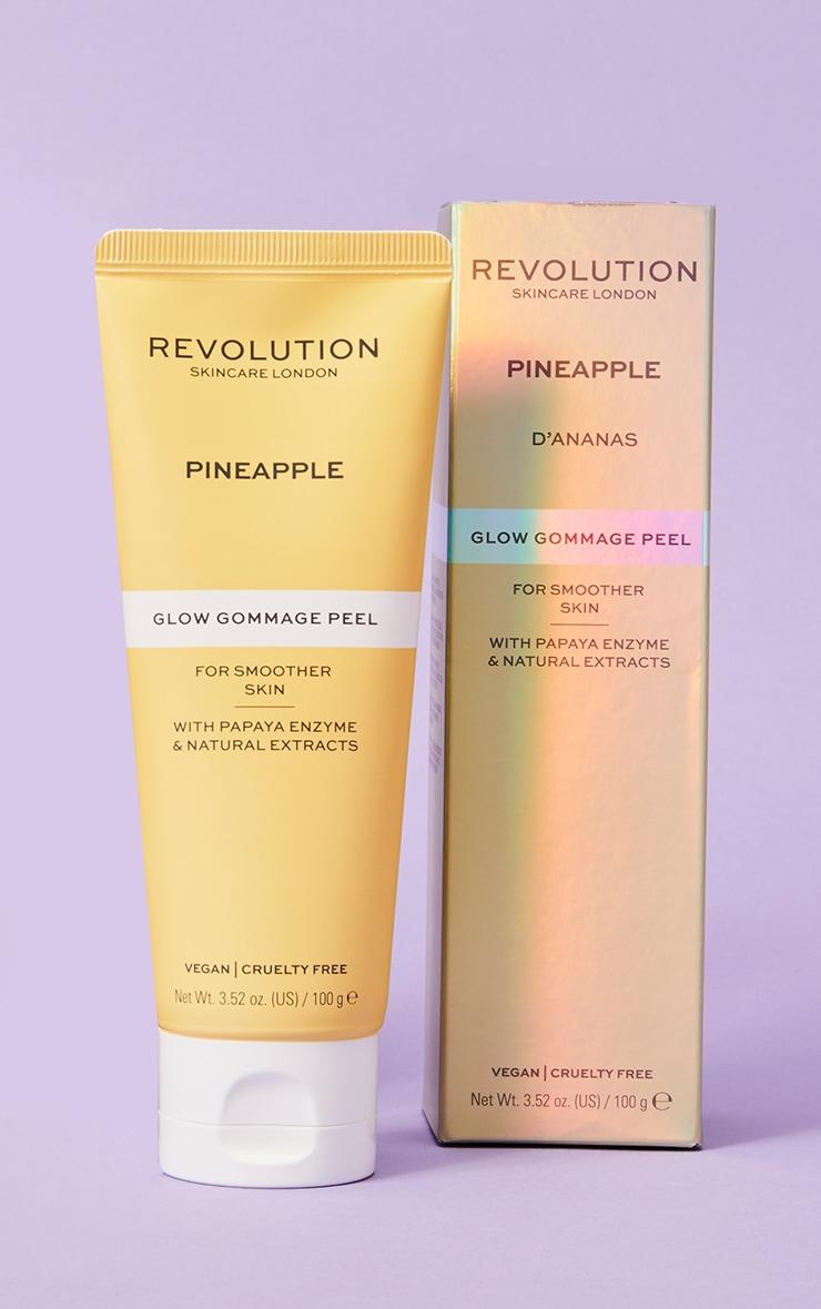 Revolution Skincare Pineapple Enzyme Glow Gommage Peel 3