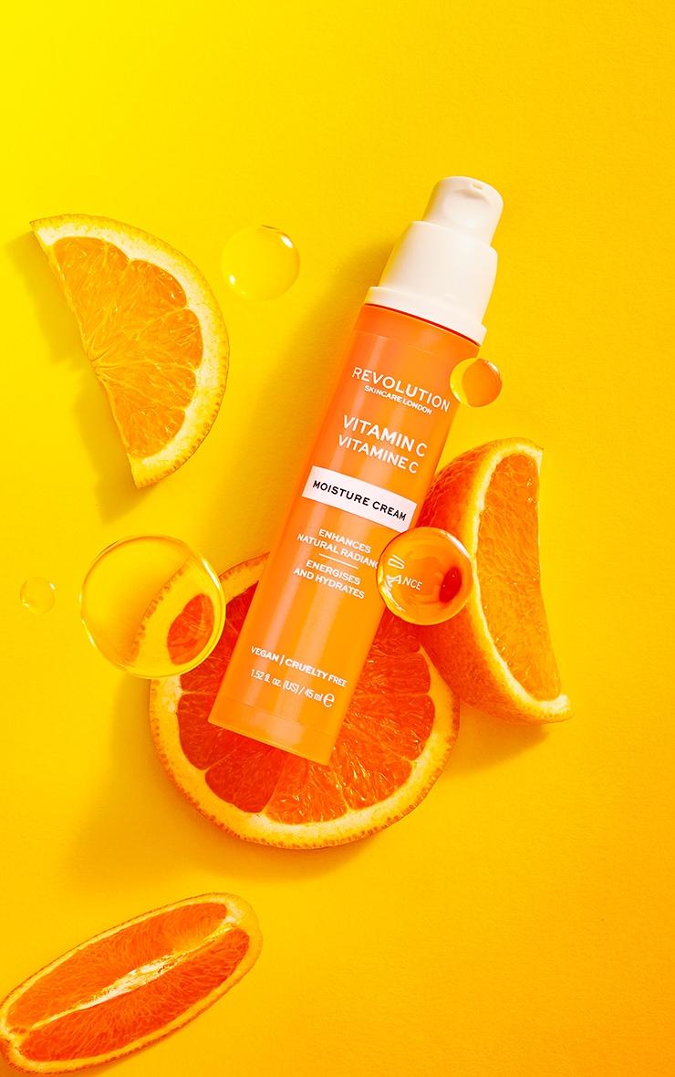 Revolution Skincare Vitamin C Moisturiser 1