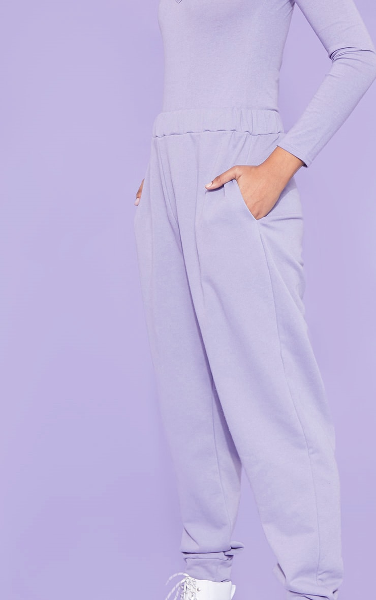 RECYCLED Violet Jogger 5